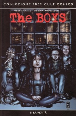 THE BOYS 5 - LA VERITA' - 100% CULT COMICS