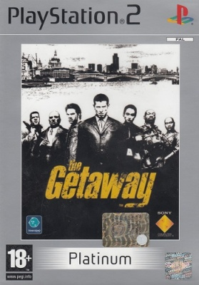 THE GETAWAY PS2 USATO