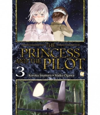 THE PRINCESS AND THE PILOT 3