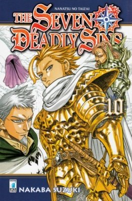 THE SEVEN DEADLY SINS - NANATSU NO TAIZAI 10
