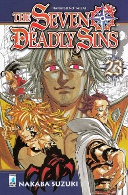THE SEVEN DEADLY SINS - NANATSU NO TAIZAI 23