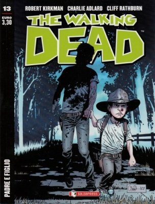 THE WALKING DEAD 13 - PADRE E FIGLIO