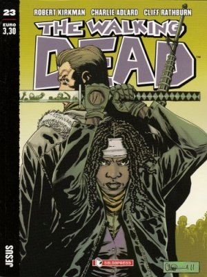 THE WALKING DEAD 23 - JESUS