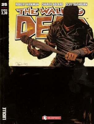 THE WALKING DEAD 25 - LUCILLE COVER D