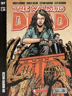 THE WALKING DEAD 37 - UN NUOVO INIZIO