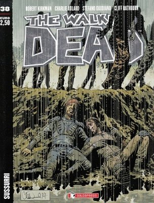 THE WALKING DEAD 38 - SUSSURRI
