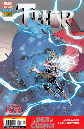 THOR 195 - THOR 2 ALL-NEW MARVEL NOW!