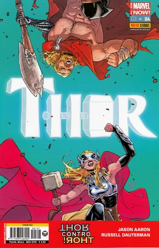 THOR 197 - THOR 4 ALL-NEW MARVEL NOW!