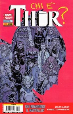 THOR 199 - THOR 6 ALL-NEW MARVEL NOW!