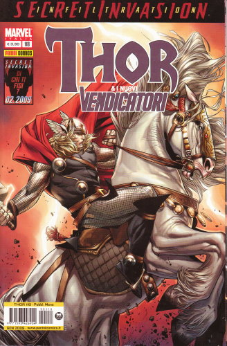 THOR & I NUOVI VENDICATORI 118