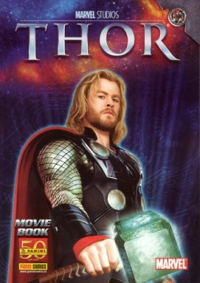 THOR MOVIE BOOK - MARVEL WORLD 1