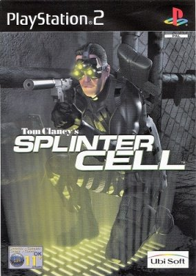 TOM CLANCY'S SPLINTER CELL PS2 USATO