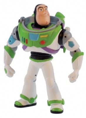 TOY STORY 3 BUZZ MINI FIGURA