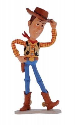 TOY STORY 3 WOODY MINI FIGURA