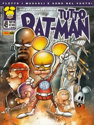 TUTTO RAT-MAN 49