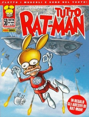 TUTTO RAT-MAN 50