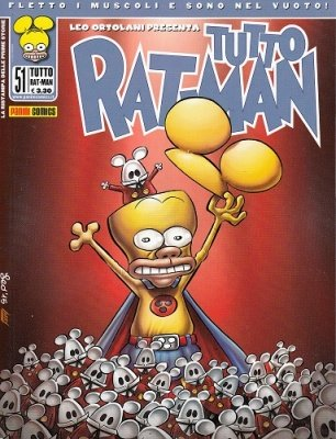 TUTTO RAT-MAN 51