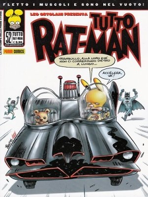 TUTTO RAT-MAN 52