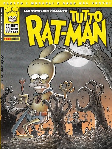 TUTTO RAT-MAN 55