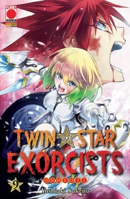 TWIN STAR EXORCISTS 9