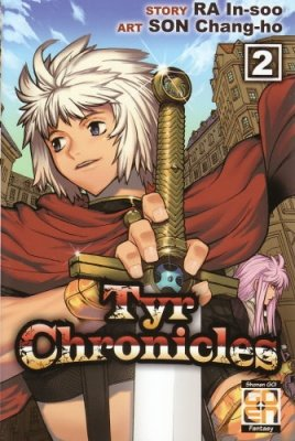TYR CHRONICLES 2