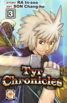 TYR CHRONICLES 3