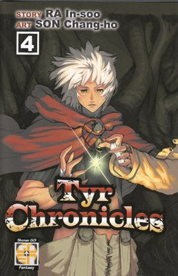 TYR CHRONICLES 4