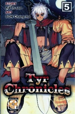 TYR CHRONICLES 5