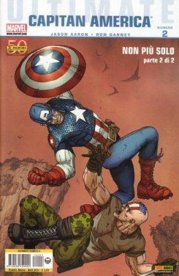 ULTIMATE COMICS 4 - ULTIMATE CAPITAN AMERICA 2 - NON PIU' SOLO 2