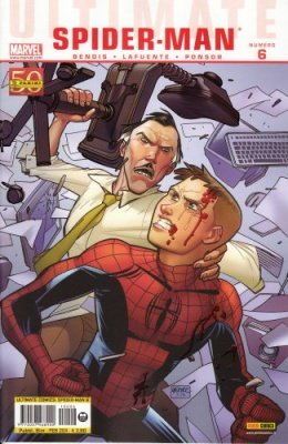 ULTIMATE COMICS SPIDER-MAN 6