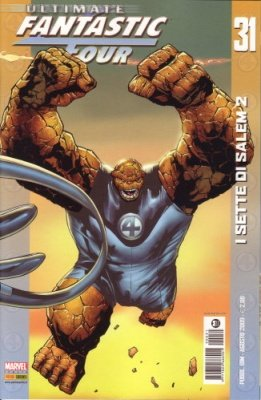 ULTIMATE FANTASTIC FOUR 31 - I SETTE DI SALEM 2