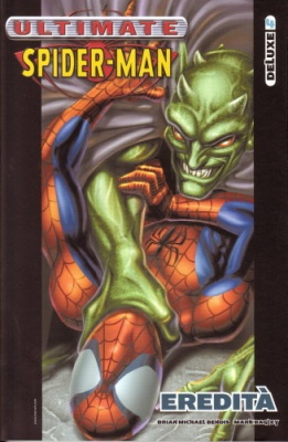 ULTIMATE SPIDER-MAN DELUXE 4