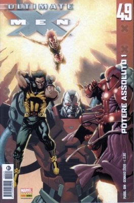 ULTIMATE X-MEN 49 - POTERE ASSOLUTO 1