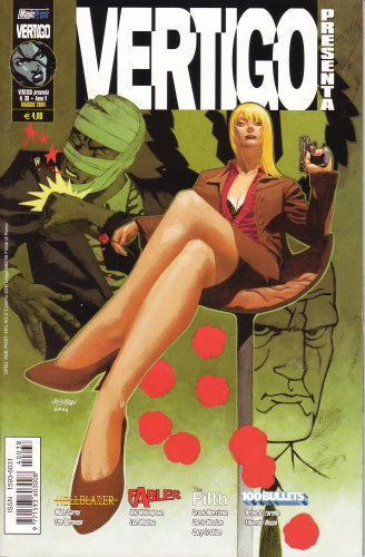 VERTIGO PRESENTA N. 38 - MAGIC PRESS 2004