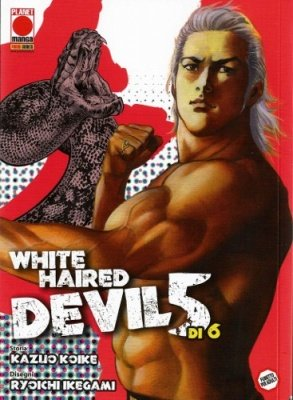 WHITE HAIRED DEVIL 5