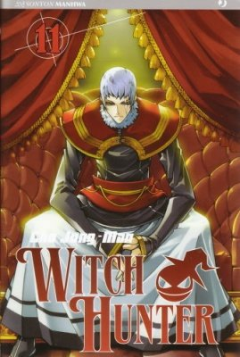 WITCH HUNTER 11