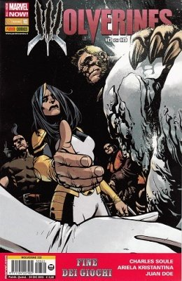 WOLVERINE 322 - WOLVERINES 10 ALL NEW MARVEL NOW!