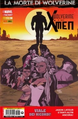 WOLVERINE E GLI X-MEN 37 - ALL NEW MARVEL NOW!