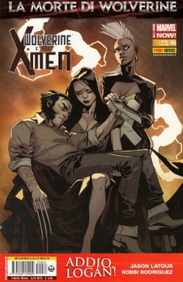 WOLVERINE E GLI X-MEN 38 - ALL NEW MARVEL NOW!