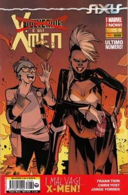 WOLVERINE E GLI X-MEN 39 - ALL NEW MARVEL NOW!