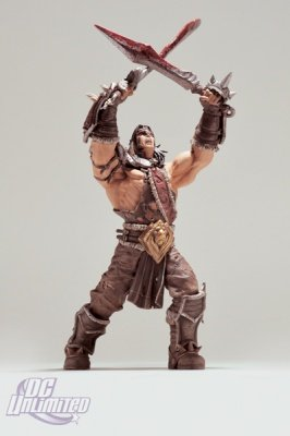 WORLD OF WARCRAFT SERIE 5  ALLIANCE HERO: LO'GOSH ACTION FIGURE