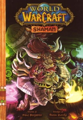 WORLD OF WARCRAFT SHAMAN