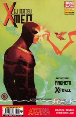 X-MEN 299 - GLI INCREDIBILI X-MEN 21 ALL-NEW MARVEL NOW!