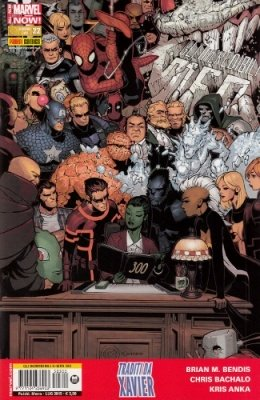 X-MEN 300 - GLI INCREDIBILI X-MEN 22 ALL-NEW MARVEL NOW!