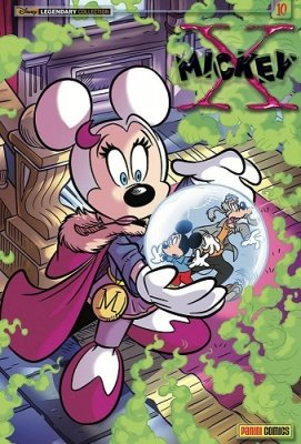X-MICKEY 10 - DISNEY LEGENDARY COLLECTION 19