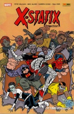 X-STATIX COLLECTION 3 - OTTIMI PRESAGI