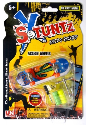 X STUNTZ MINI SKATEBOARD COLLECTION 1 PZ.