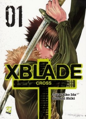 XBLADE CROSS 1
