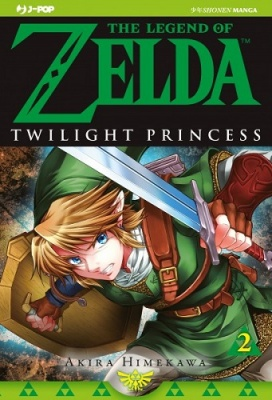 ZELDA - TWILIGHT PRINCESS 2