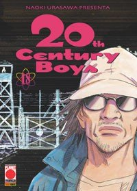 20TH CENTURY BOYS 18 SECONDA RISTAMPA